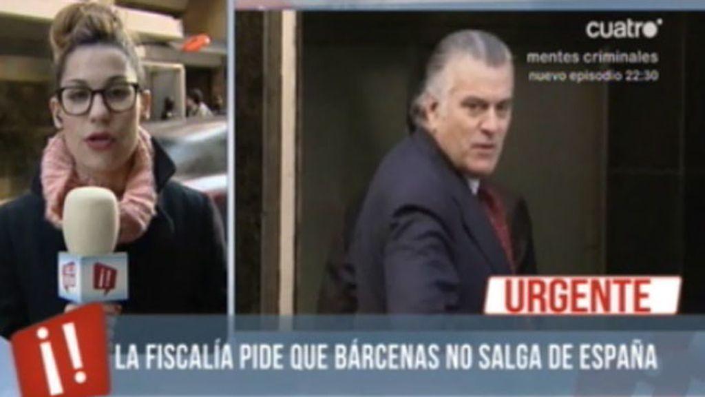 Bárcenas admite que llegó a tener hasta 30 millones de euros en Suiza