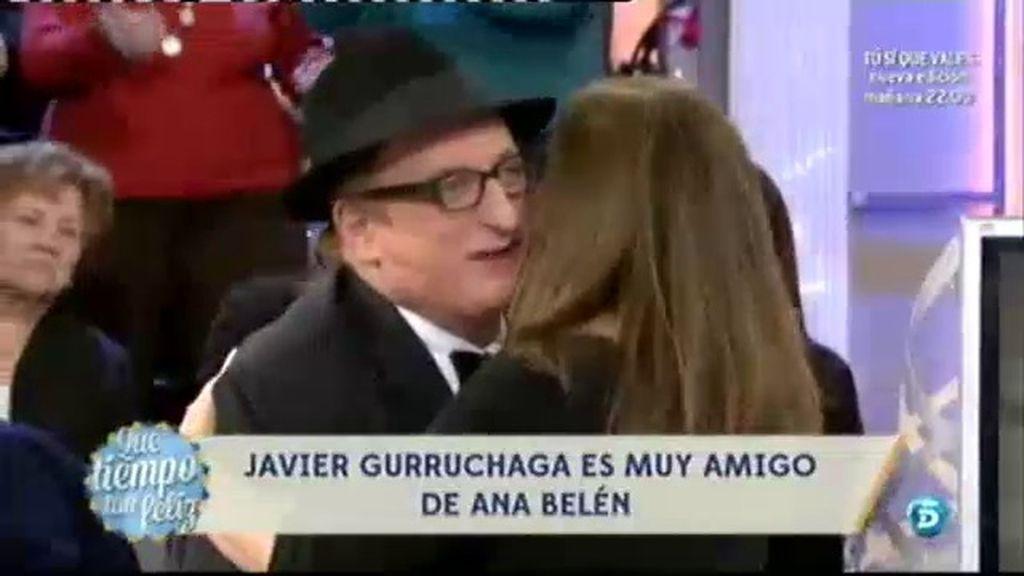 Gurruchaga sorprende a Ana Belén