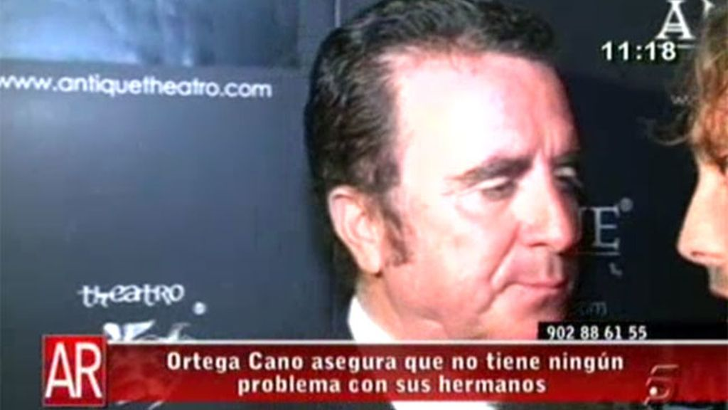 Ortega huye de polémicas