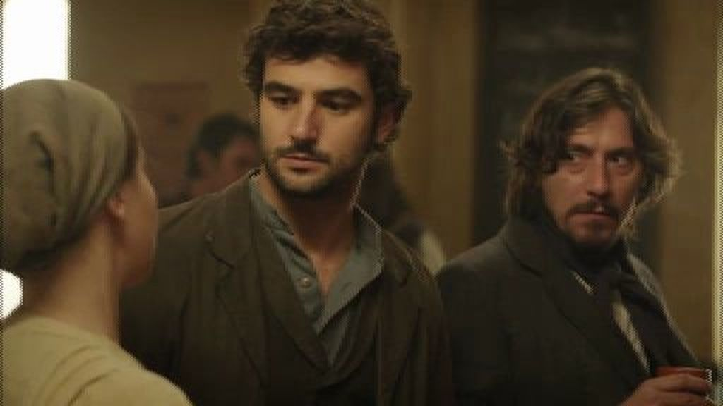 Aníbal descubre que Elena está prometida