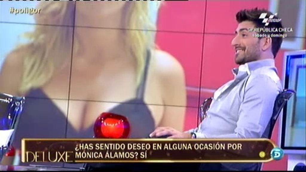 Mónica Álamos, el deseo de Igor