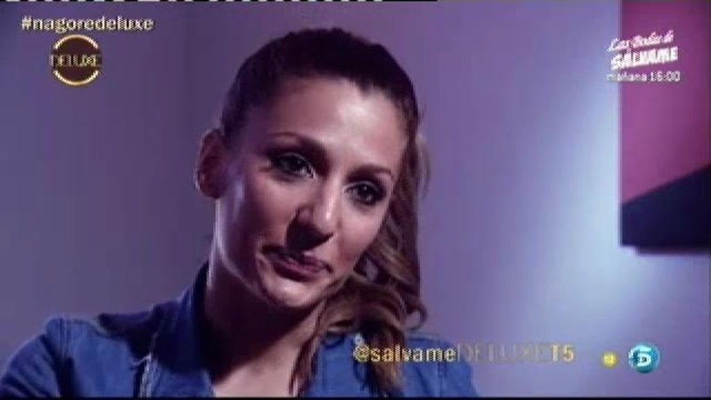 """Nagore: """"Estoy muy orgullosa de Sofía y ha sido el amor de mi vida"""""""
