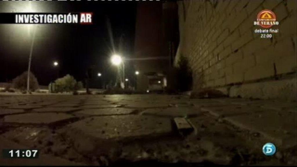 El equipo de investigación de 'AR' huye del barrio de Las Vegas