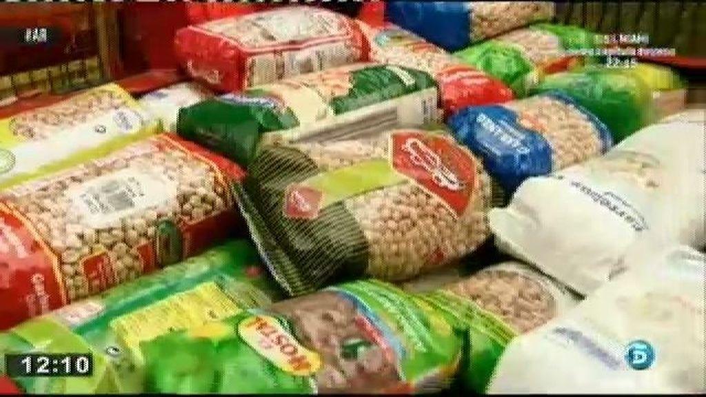 'Mensajeros de la Paz' quier conseguir 255 toneladas de alimentos