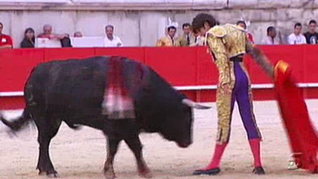 Francia blinda los toros