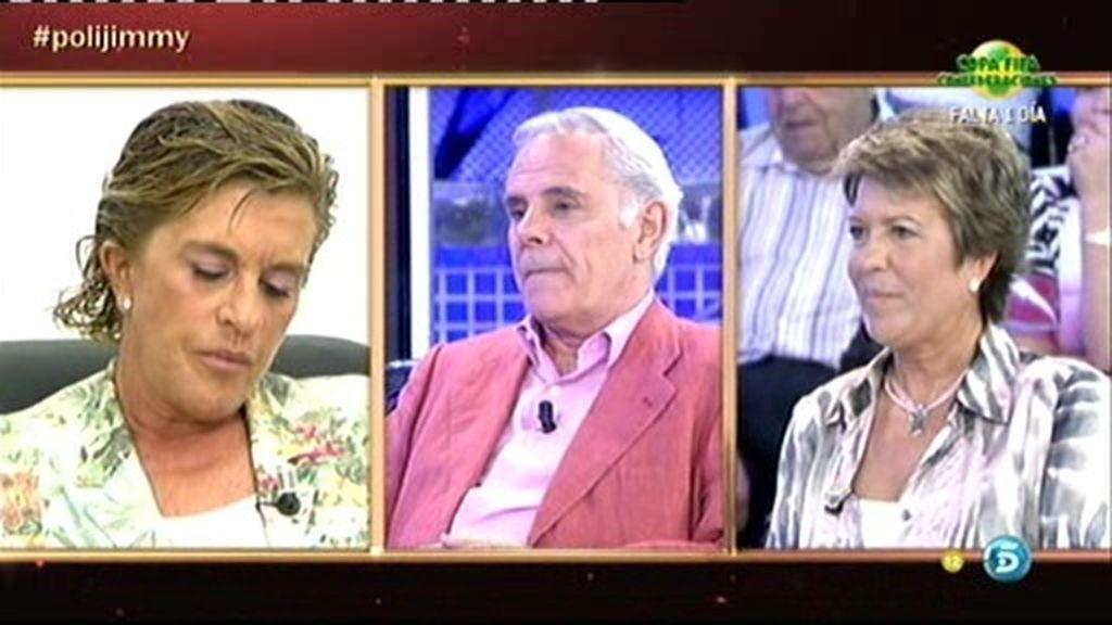 Jimmy Giménez Arnau tuvo una novia en común con Chelo Gª Cortes