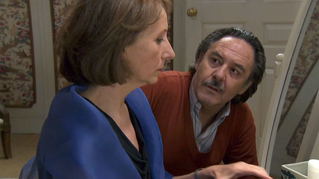 Los reproches de Mª Elena a Manolo
