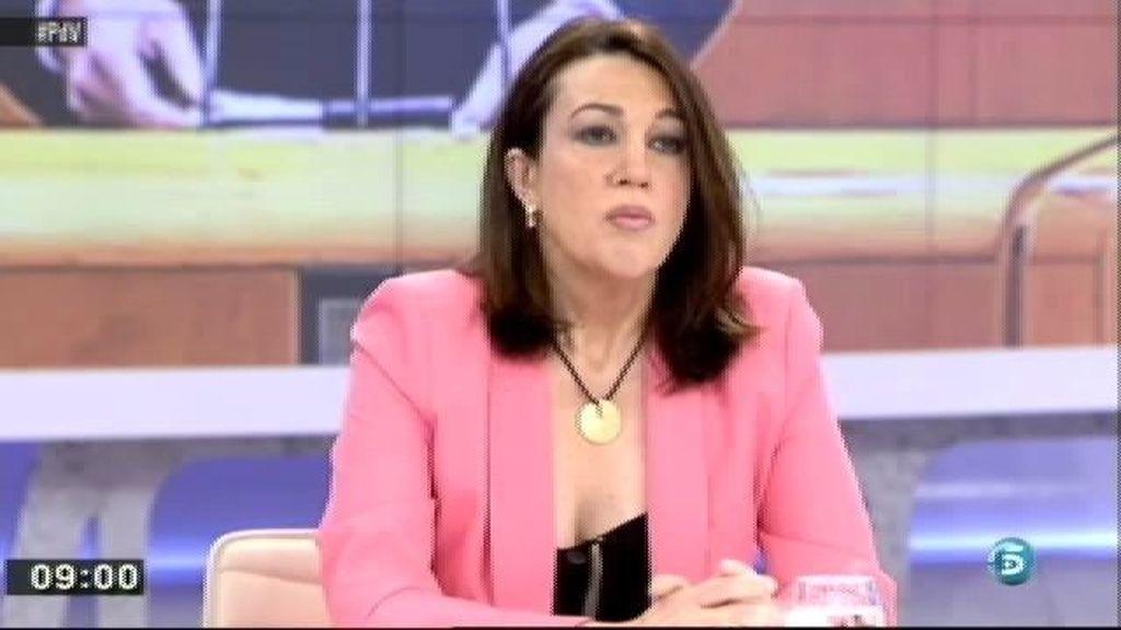 """Soraya Rodríguez: """"El PSOE no descarta la moción de censura"""""""