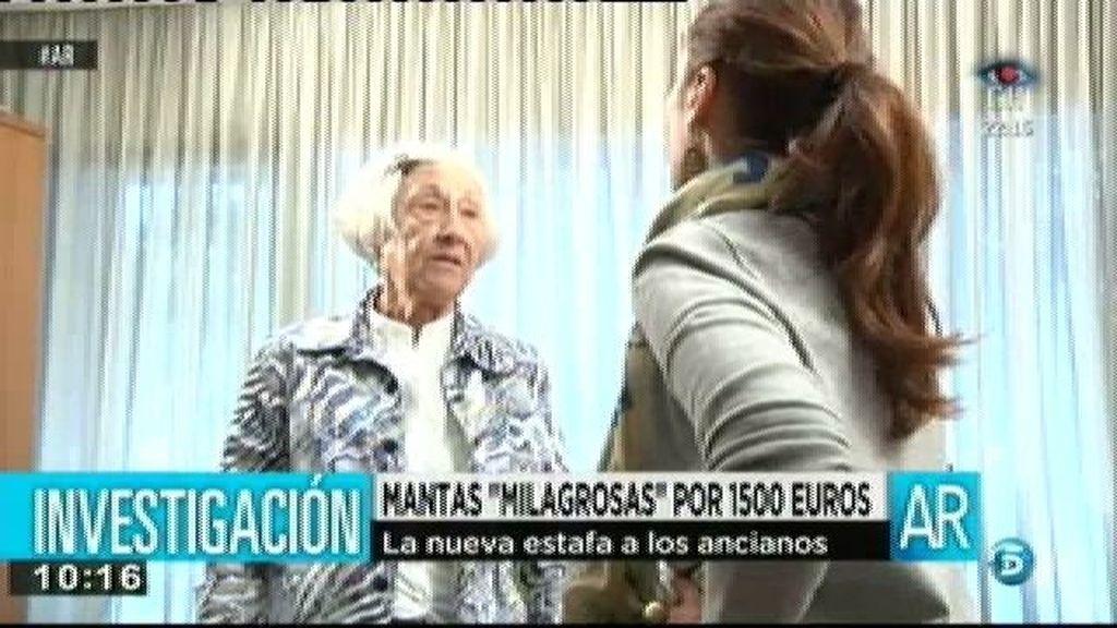 Varios ancianos denuncian que son estafados con productos milagrosos