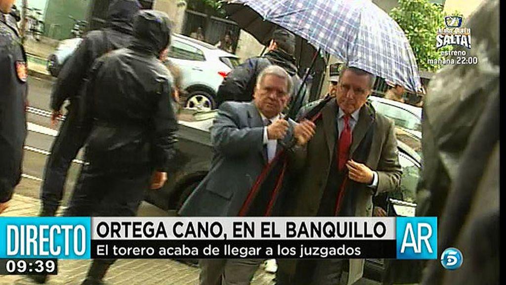 """Ortega Cano: """"No me siento responsable de los hechos"""""""