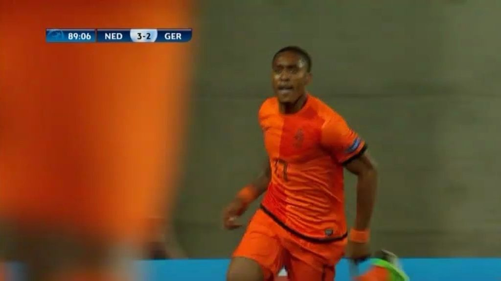 Gol: Holanda 3-2 Alemania (min. 89)