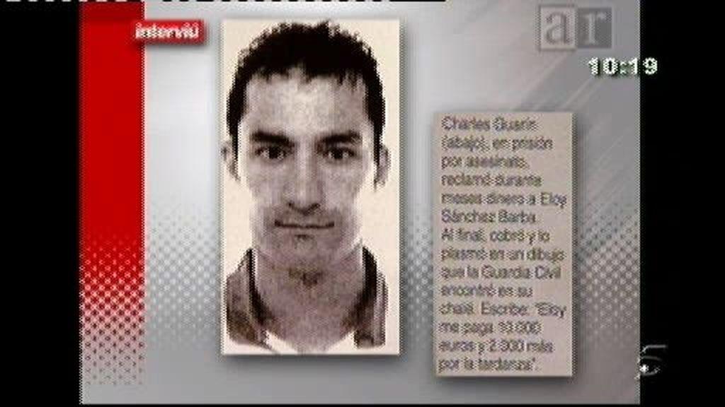Guarín, acusado del crimen de Ciempozuelos, en libertad