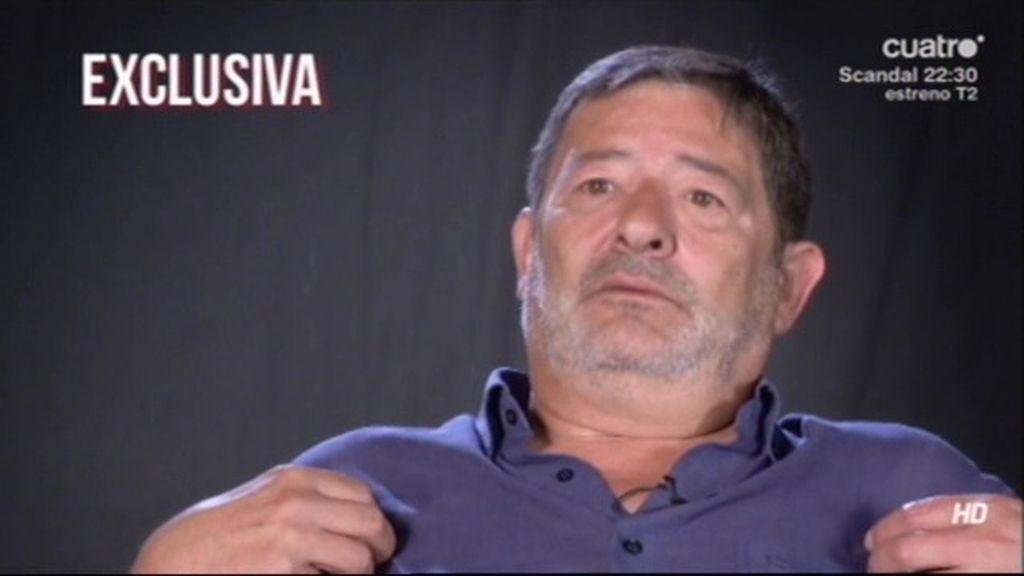 """Francisco Javier Guerrero: """"No pienso quedarme quieto, que pacten lo que quieran"""""""