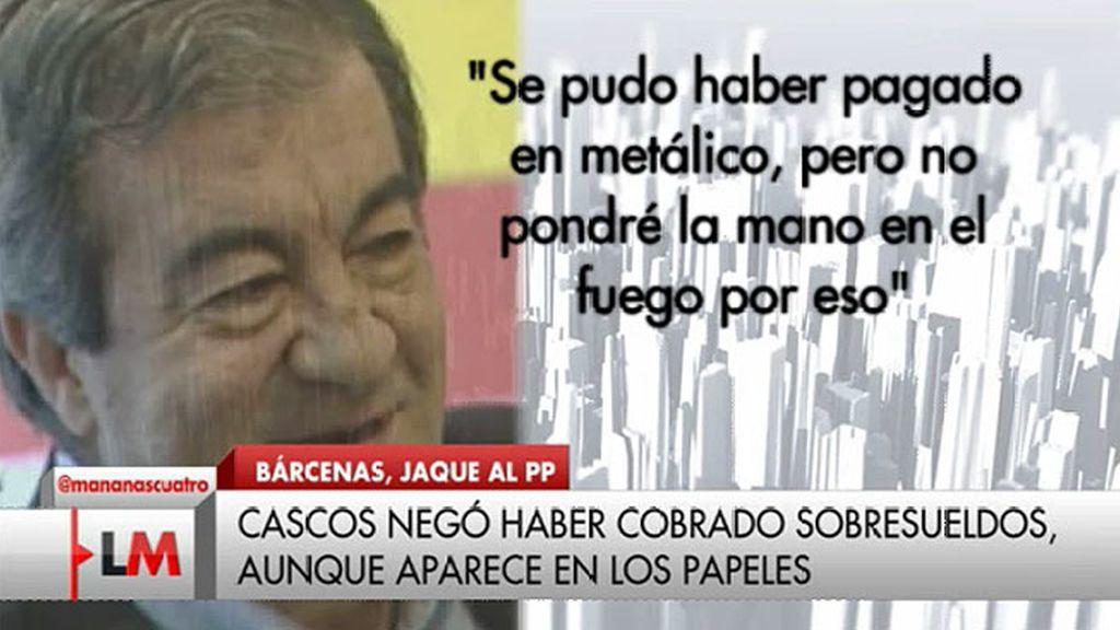 """Álvarez – Cascos: """"Nunca interferí en las competencias del tesorero"""""""