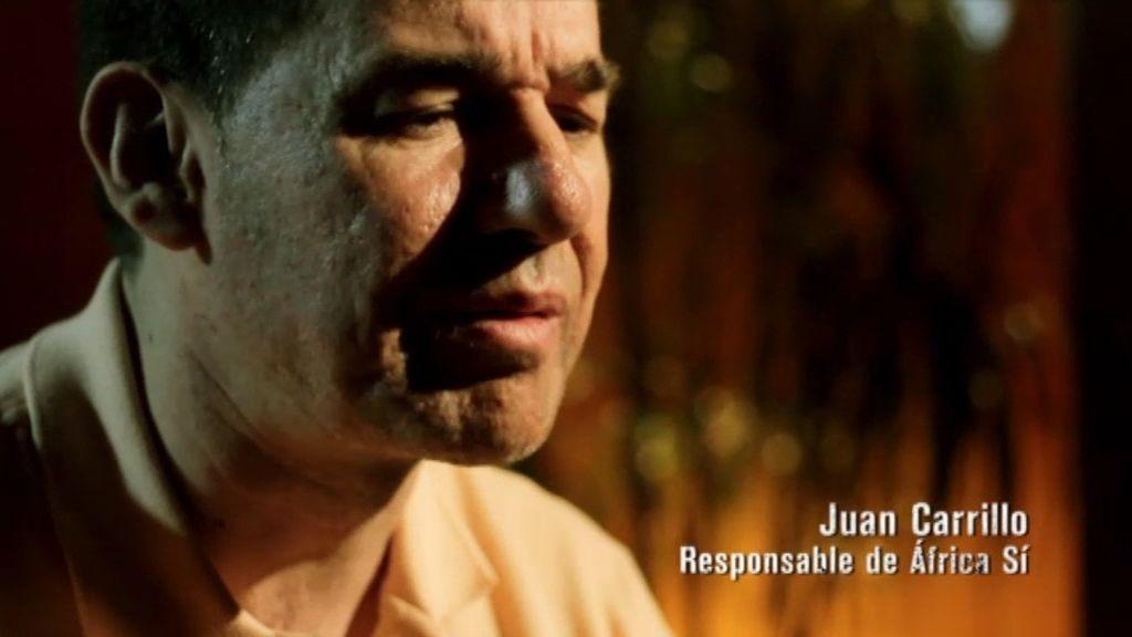Juan Carrillo destapa la trama de la falsa ONG