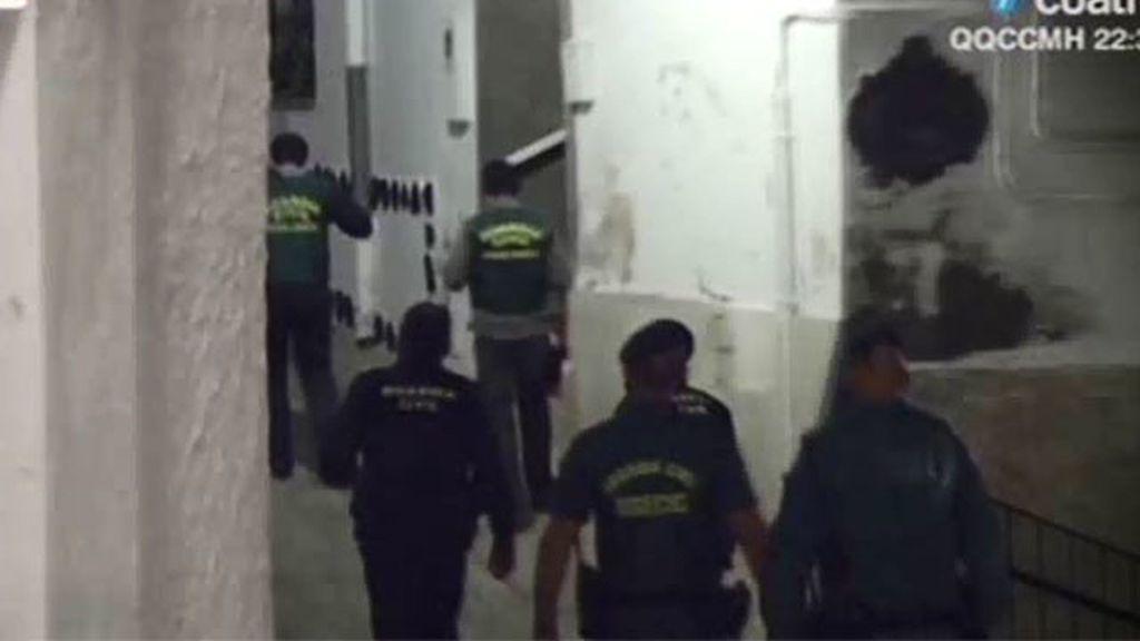 El presunto fraticida de Gérgal, detenido tras 17 horas de negociaciones