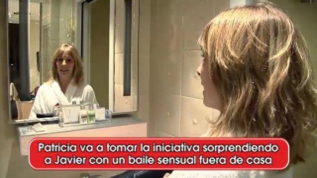 Patricia seduce a Javier