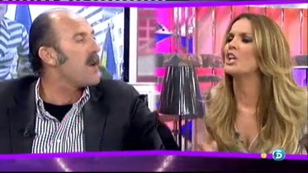 Marta se enfrenta al ex chofer de Ruiz Mateos