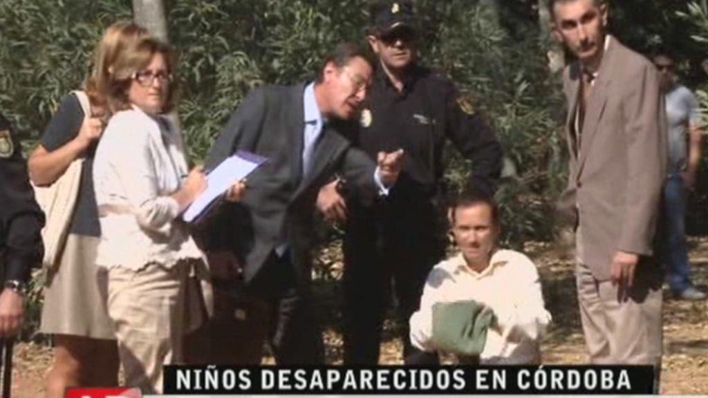 Bretón colabora con la policía