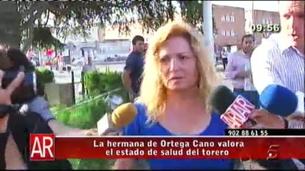 La hermana de Ortega Cano