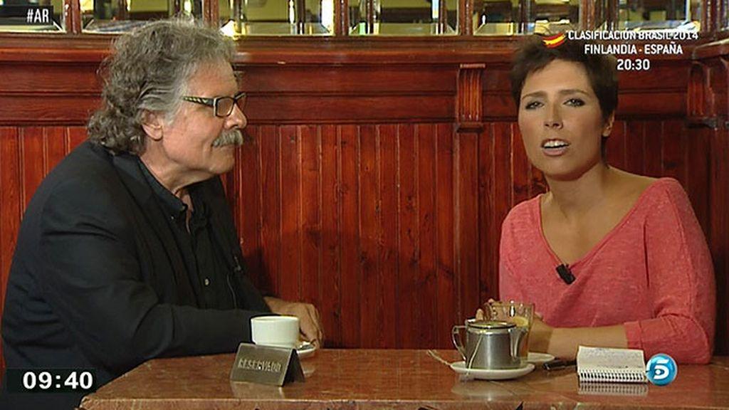 """Joan Tardá: """"Al final todo va a converger en lo mismo: el próximo año tiene que haber una consulta"""""""