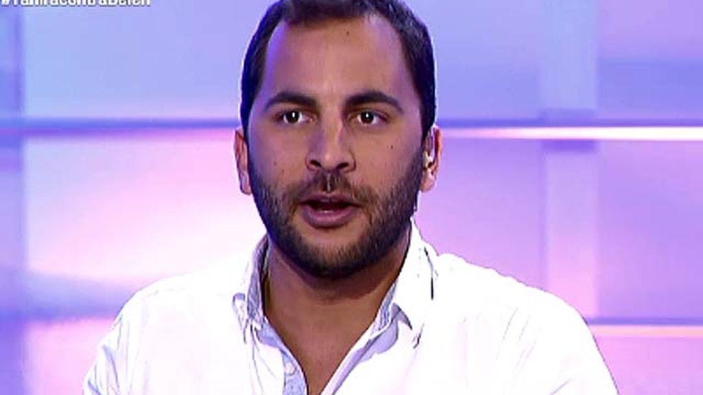"""Antonio Tejado: """"No conozco de nada a Desi"""""""
