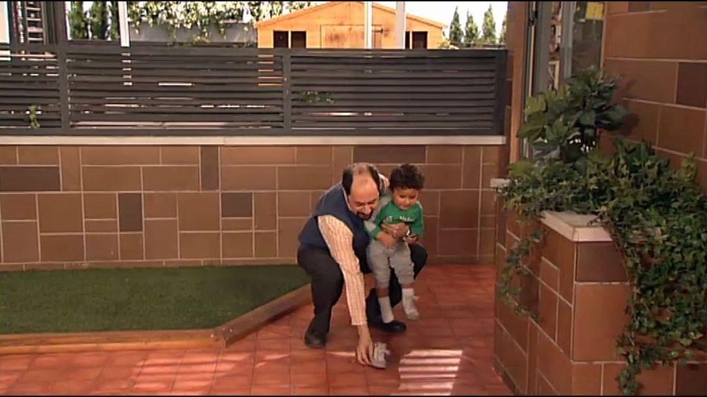 ¡Antonio secuestra a Toñin!