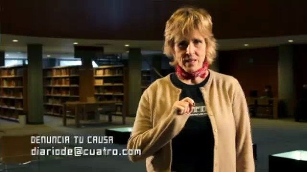 Mercedes Milá denuncia en 'Diario de'