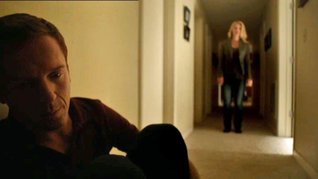 """Brody, a Carrie: """"Todo se está desmoronando"""""""