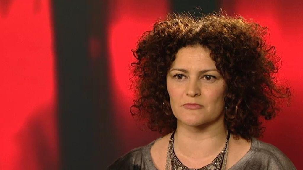 """Susana: """"La gente me dice que, si cierra los ojos, ve a una negra cantando"""""""