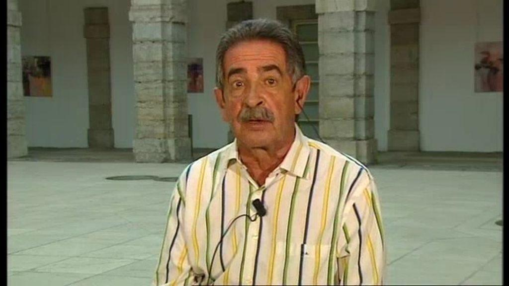 """Revilla: """"Que yo sea el mejor político significa que algo marcha mal en España"""""""