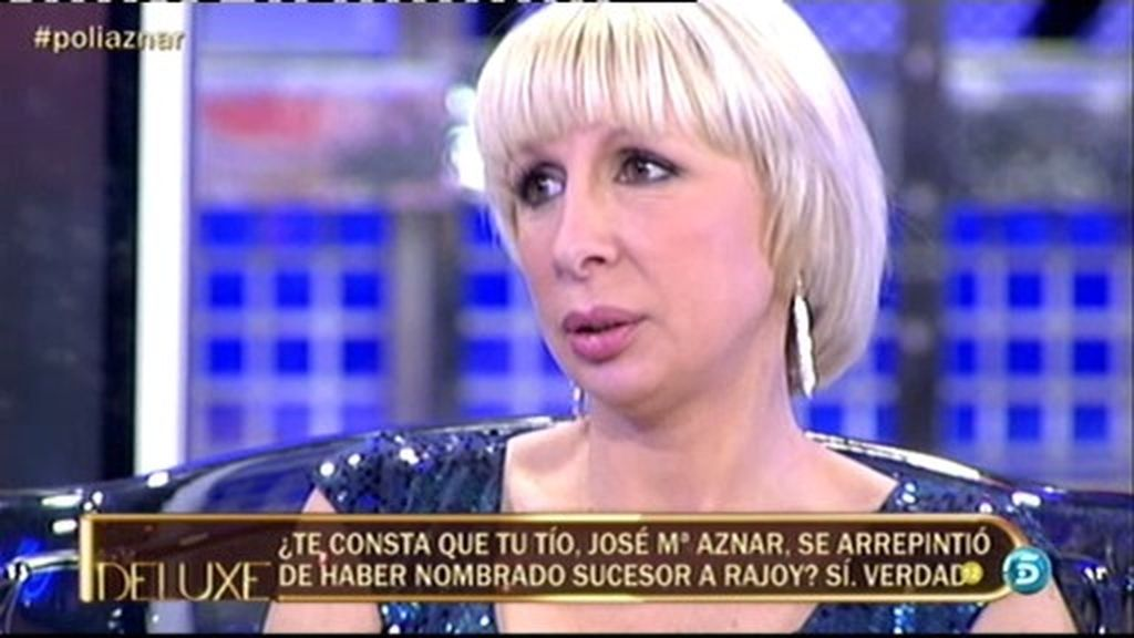 José María Aznar crítica a los actuales miembros del gobierno del PP