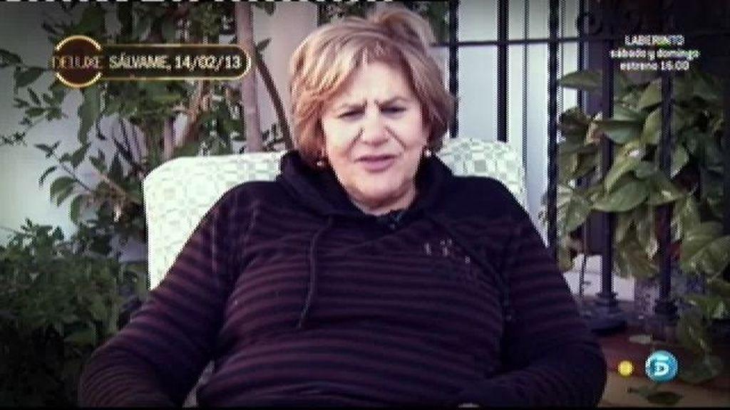 Carmen Bazán ha pasado por una depresión