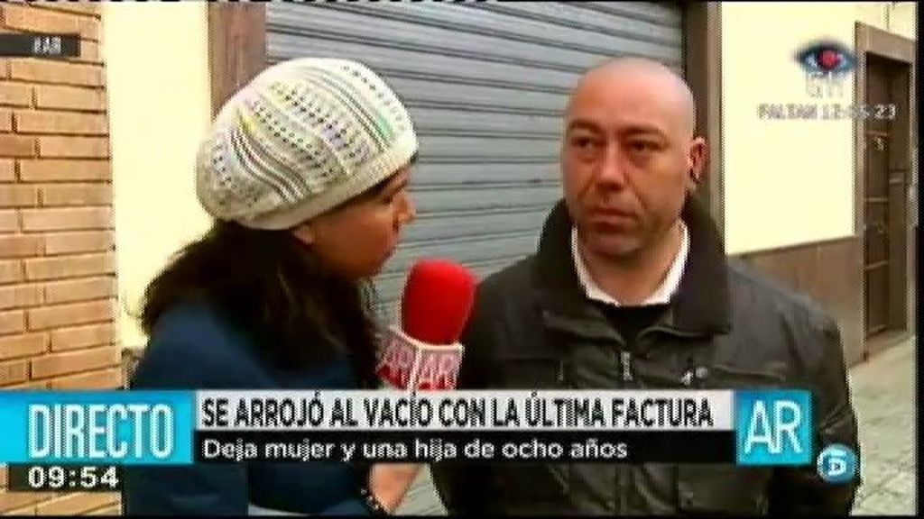 """Antonio Fullana: """"Fran se vio en un túnel sin salida"""""""