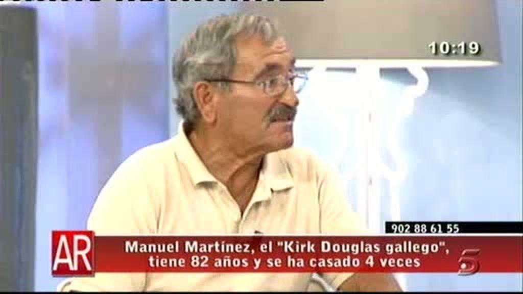 El Kirk Douglas español