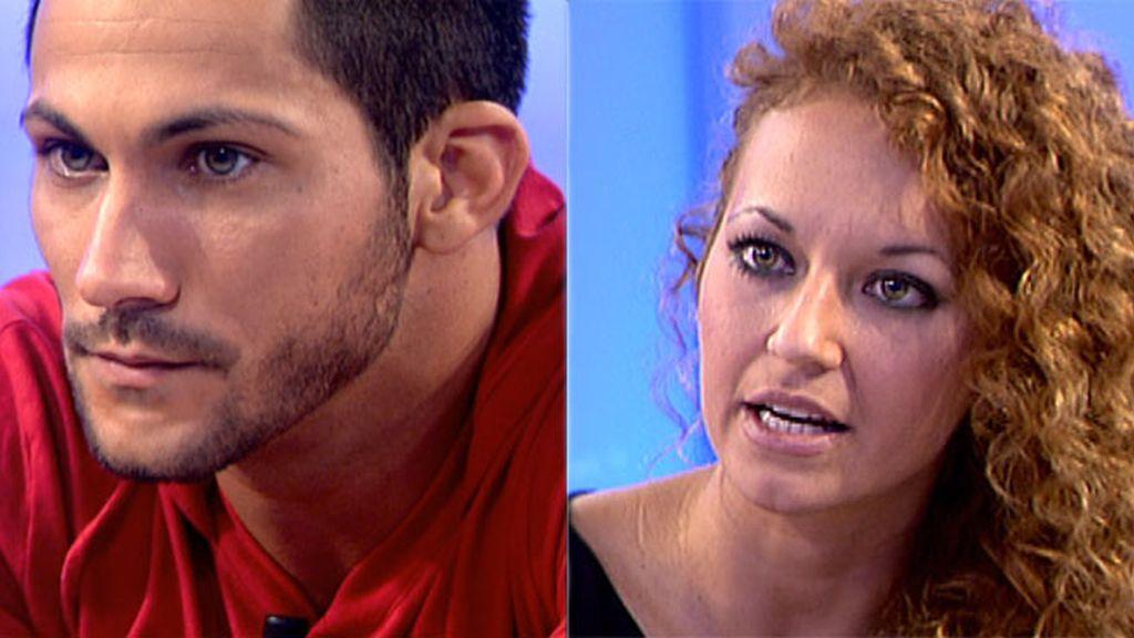 José Luis sigue sin creer a Gina