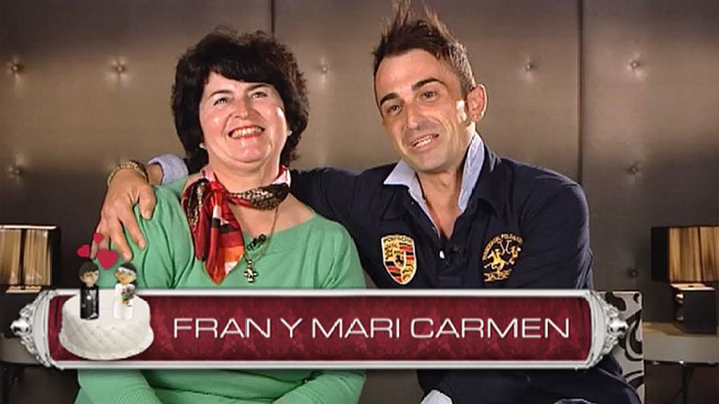 Así son Fran, exmilitar y urbanita, y su madre Mª Carmen