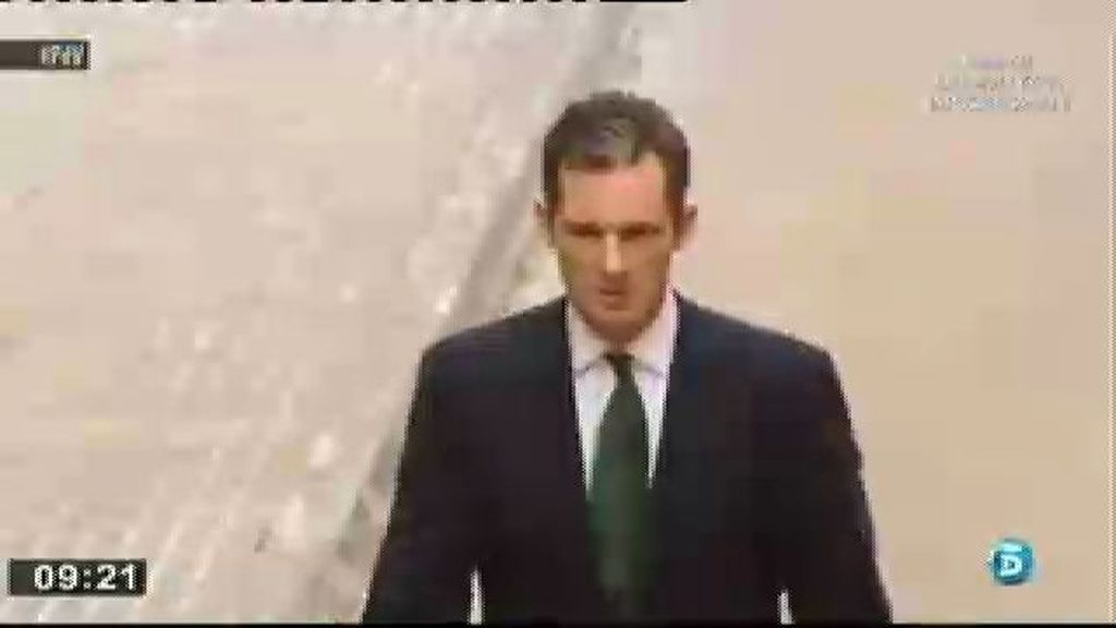 Zarzuela califica de 'martirio' el caso Urdangarin