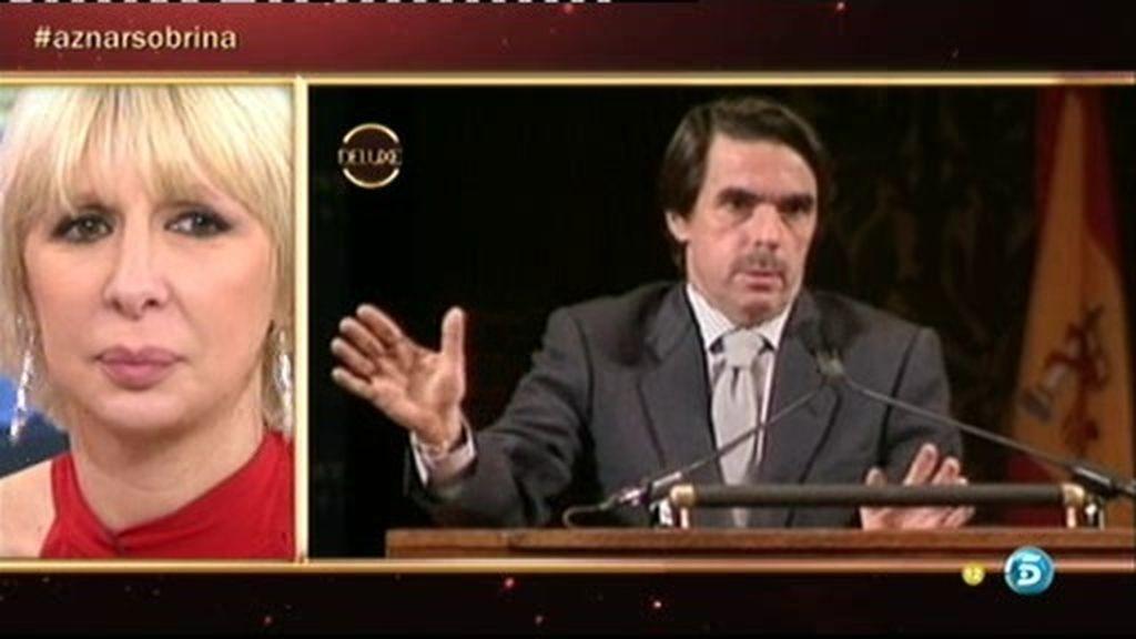 """Aran Aznar: """"En mi casa no se habla de gays, sexo ni religión"""""""