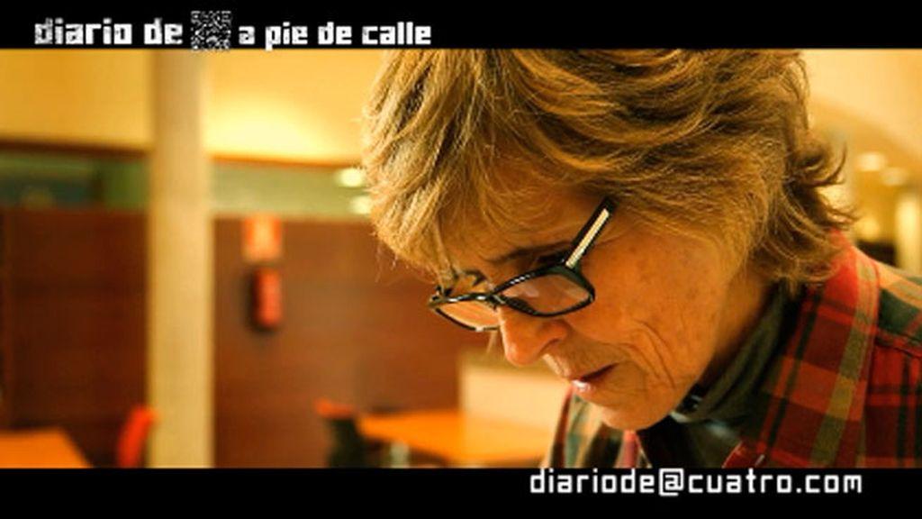 Mercedes Milá, objetivo del espionaje de la dictadura en 'Diario de a pie de calle'
