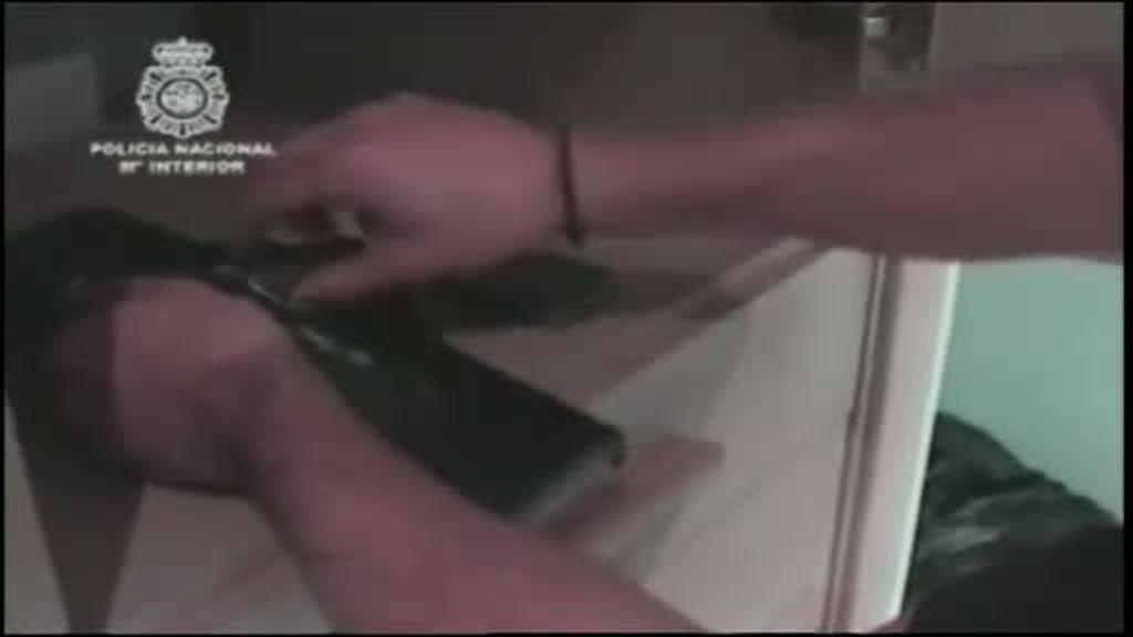 Clonaban tarjetas de crédito