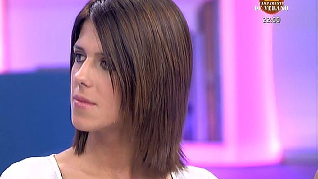"""Ivana: """"Me considero valiente. Gente en mi misma situación no se presentaría"""""""