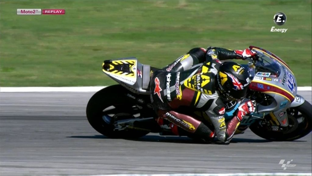 La FP1 de Moto2 en Misano, a la carta