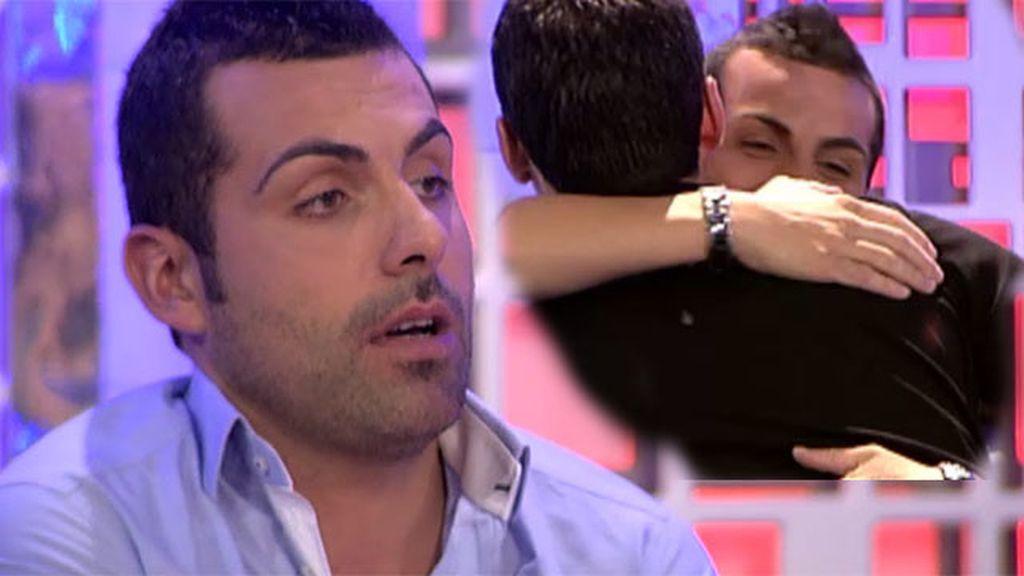 """Ángel define el punto G: """"choco choco"""""""