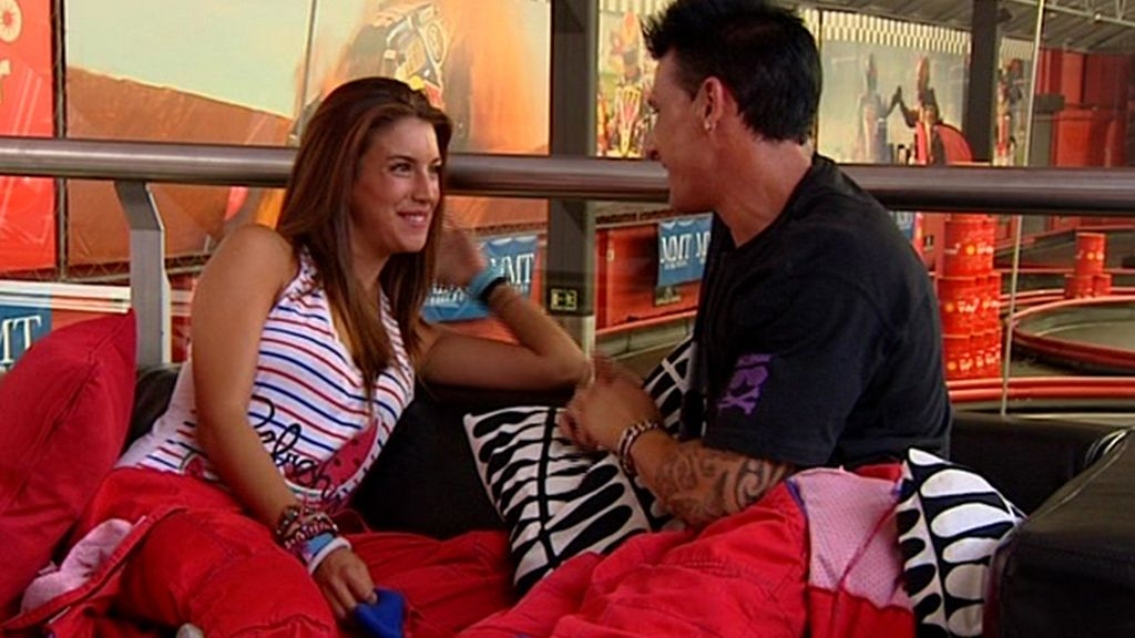 Ferchu y Bea (10/08/11)