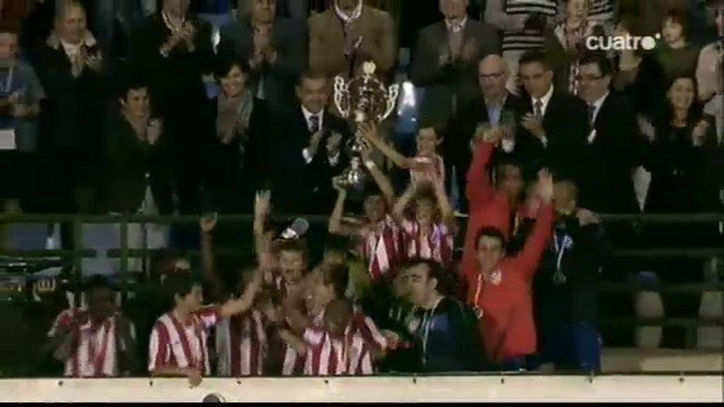 El Atlético de Madrid se proclama campeón