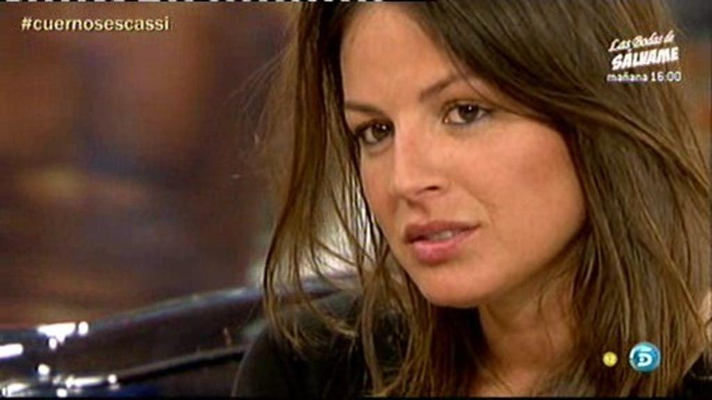 """Patricia, ex de Escassi: """"Sonia le mandaba mensajes a Álvaro a las seis de la mañana"""""""