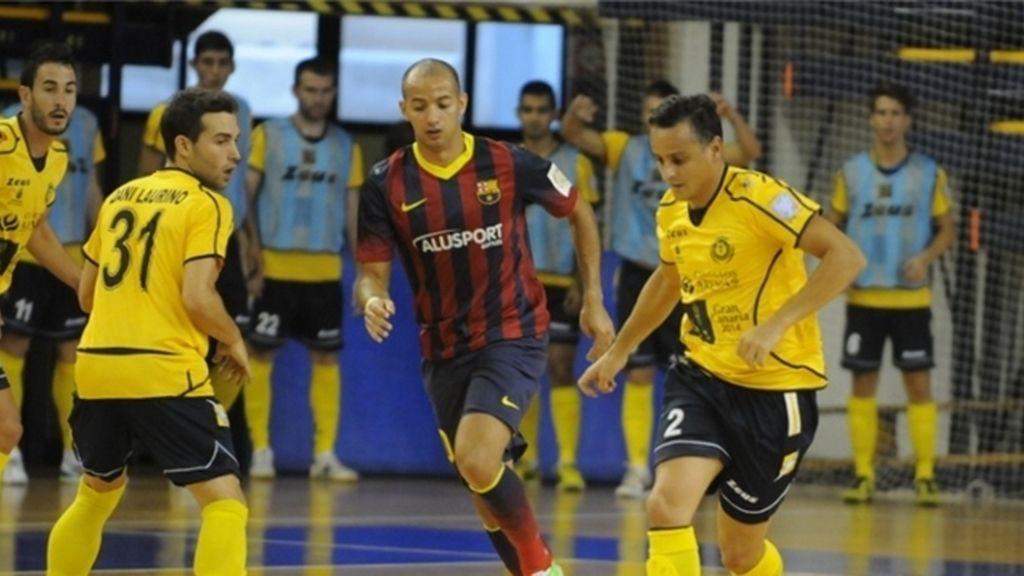 El Barça se lleva los tres puntos en su visita a Gran Canaria (1-4)