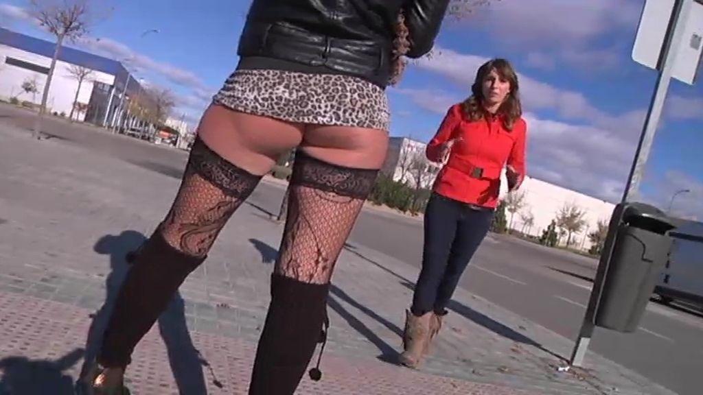 """Una prostituta: """"Me han pedido hasta que mate a un ratón metido en una bolsa"""""""