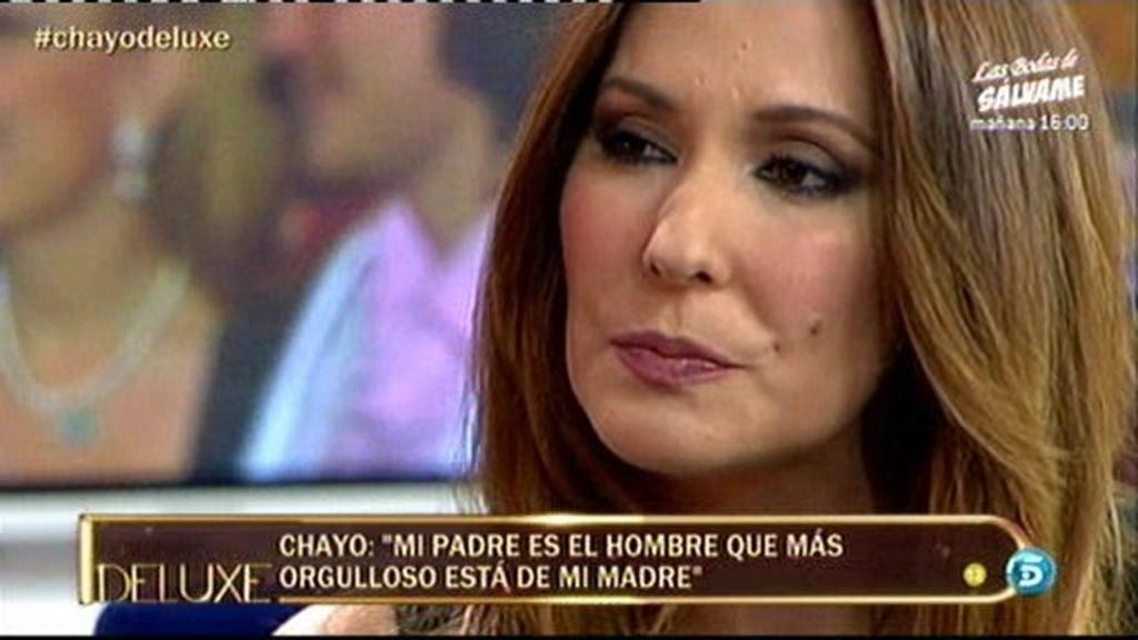 """Chayo Mohedano: """"Mi padre ha engañado económicamente a mi madre"""""""